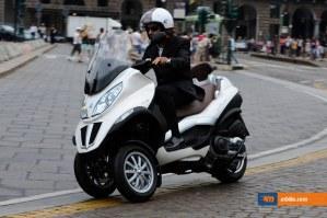 2012 Piaggio MP3 Touring 500 Business