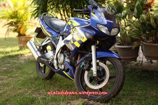 Suzuki FXR