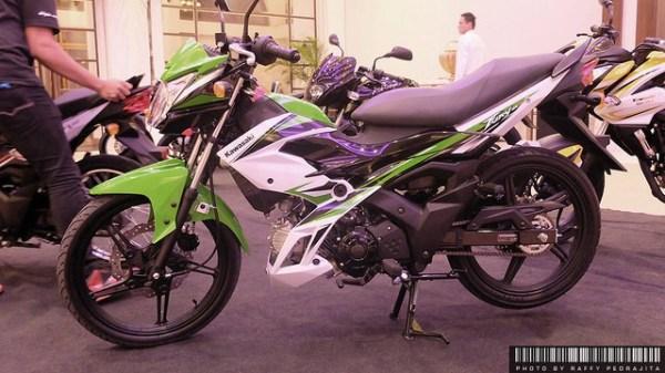 Kawasaki New Fury / Kawasaki New Athlete