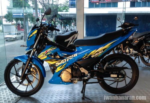 Suzuki Satria FU 150