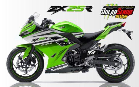 renderan Next Ninja 250