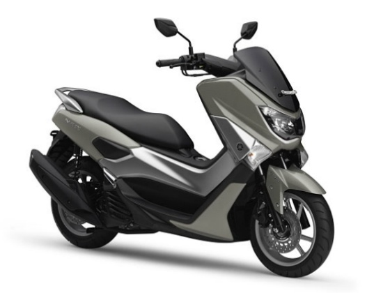 Yamaha NMax (http://www.zigwheels.com/news-features/news/yamaha-nmax-155cc-scooter-unveiled/20972/)