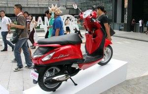 Yamaha Grand Filano. Pic by bandung bisnis