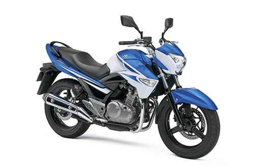 Suzuki Inazuma. Pic by Suzuki Indonesia