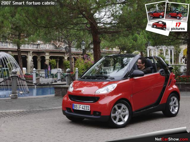Smart Fortwo. Pic by netcarshow