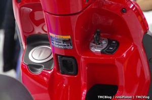Tangki bensin Yamaha Grand Filano