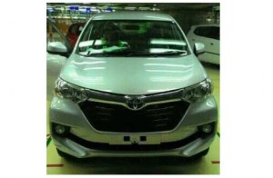 Toyota New Avanza Facelift 2015 . Pic by Dapurpacu