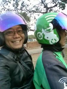 Ini baruuu Mang Kobayogas blogger charming itu