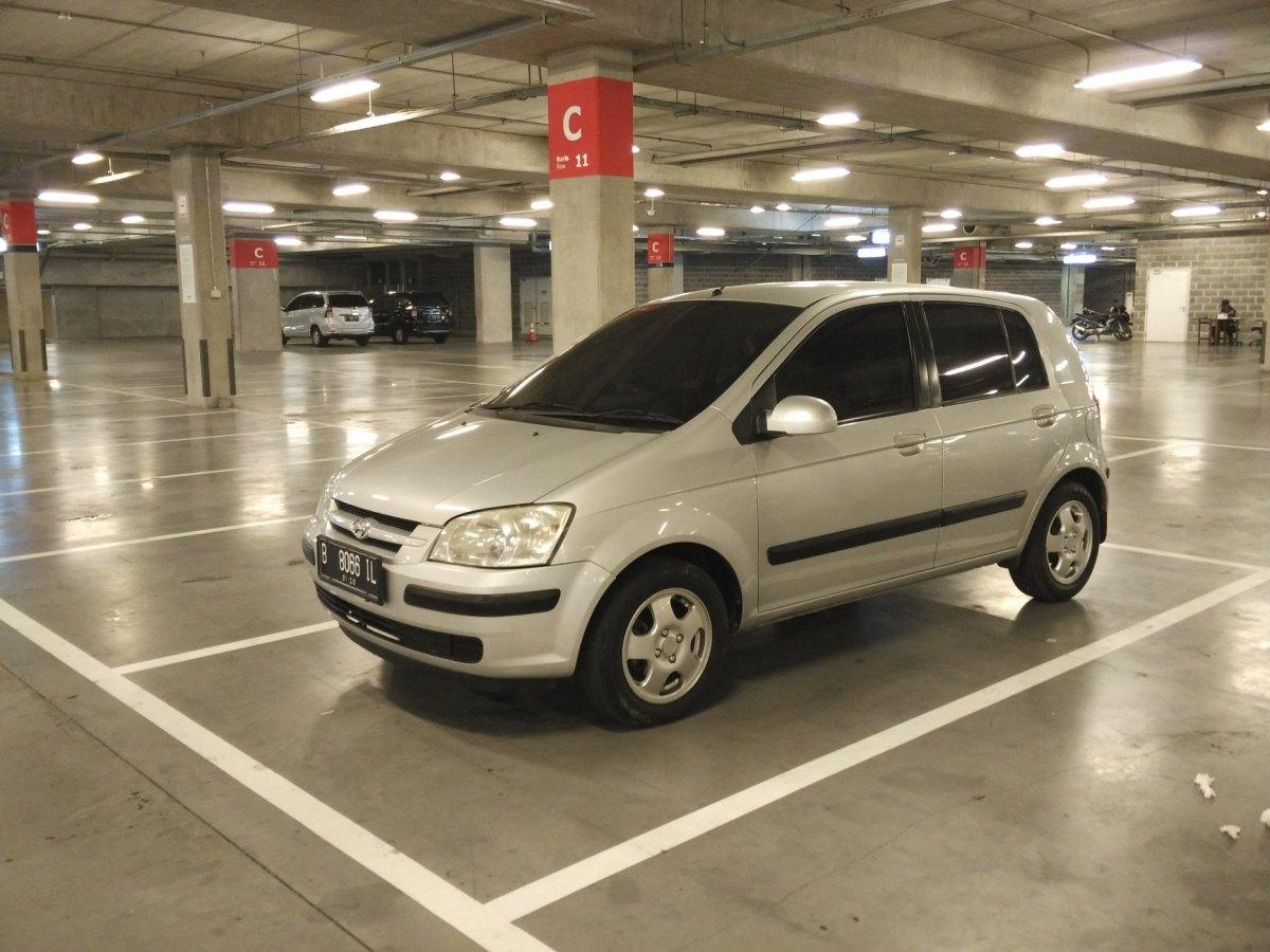 Konsumsi BBM Si Boggil (Hyundai Getz), Borosnyaaa