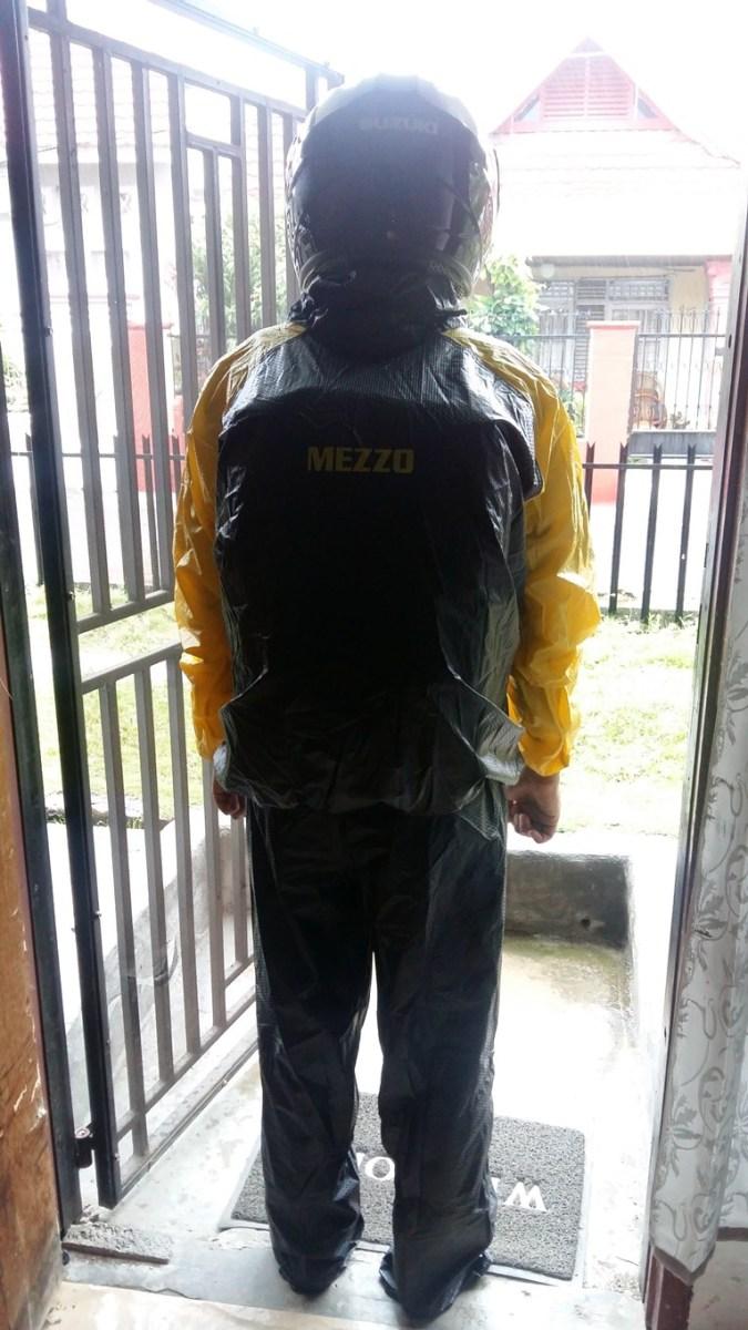 Review Jas Hujan Merk Mezzo, Recommended
