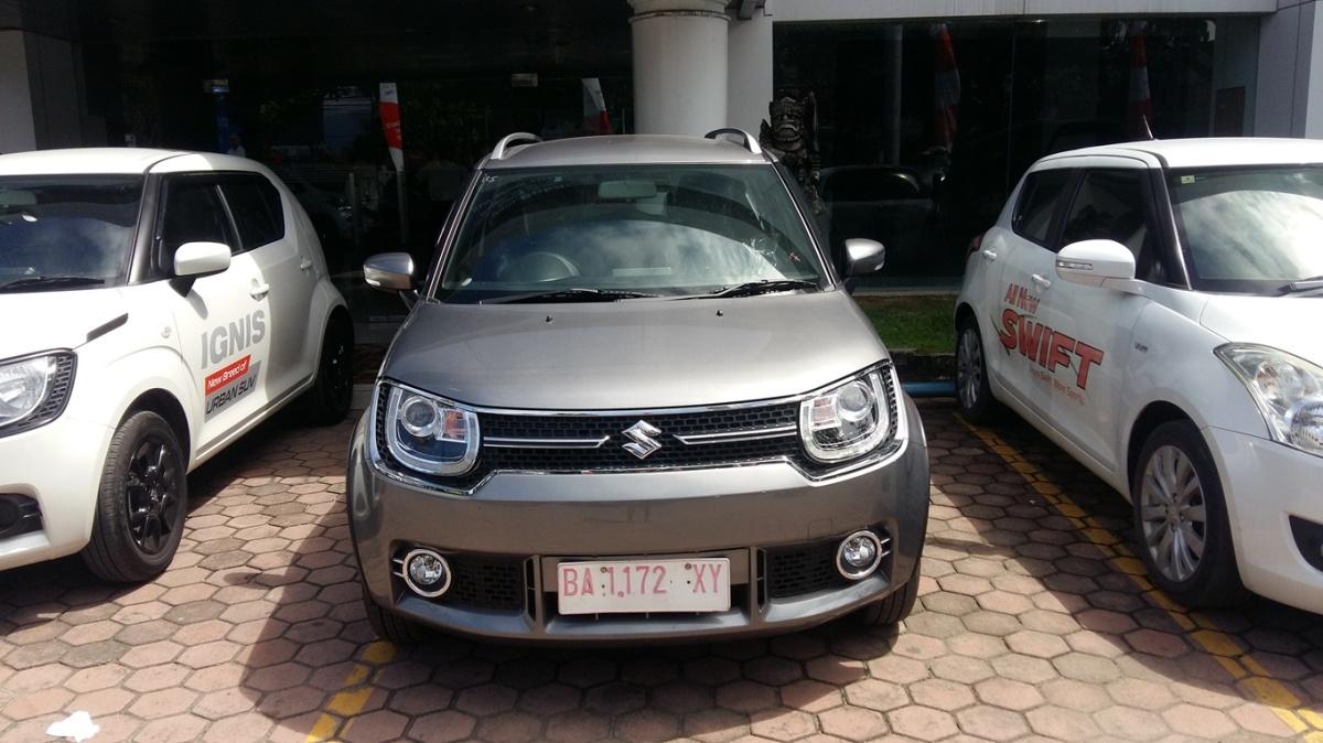 Test Drive Suzuki Ignis GX AGS